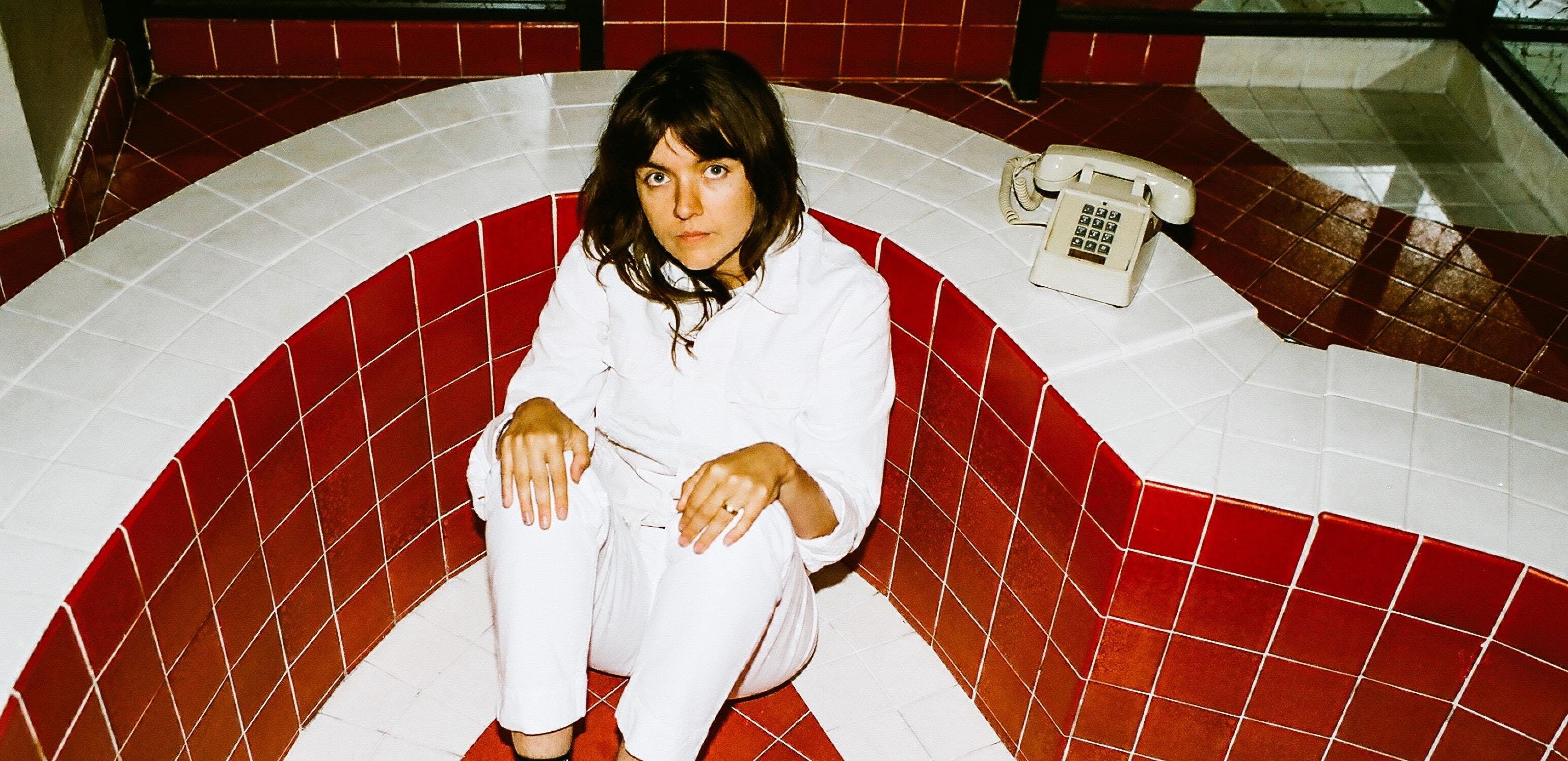 Courtney Barnett @ Preston Bradley Hall - Chi