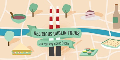 Delicious Dublin Food Tour (Saturdays)