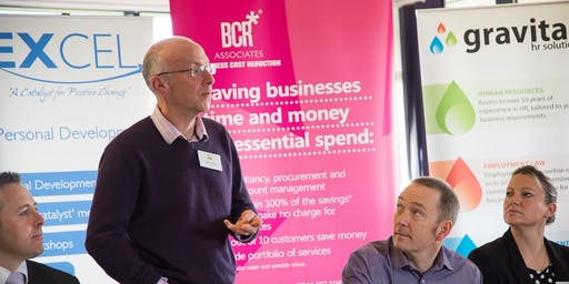 Connect Leicester Business Networking Breakfast Meeting