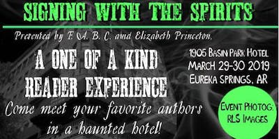 Signing with the Spirits Author Event