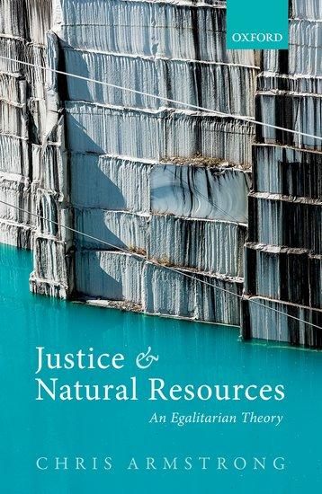 Book Launch: Chris Armstrong's Justice and Na