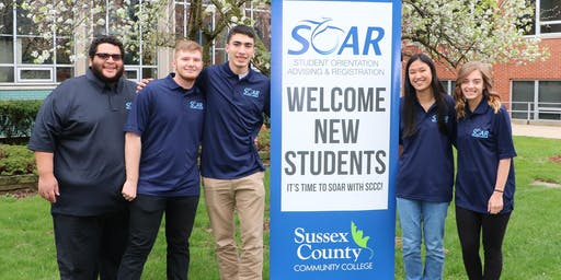 SOAR - Student Orientation, Advising, & Registration