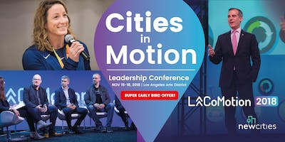 LA CoMotion 2018 - Cities in Motion