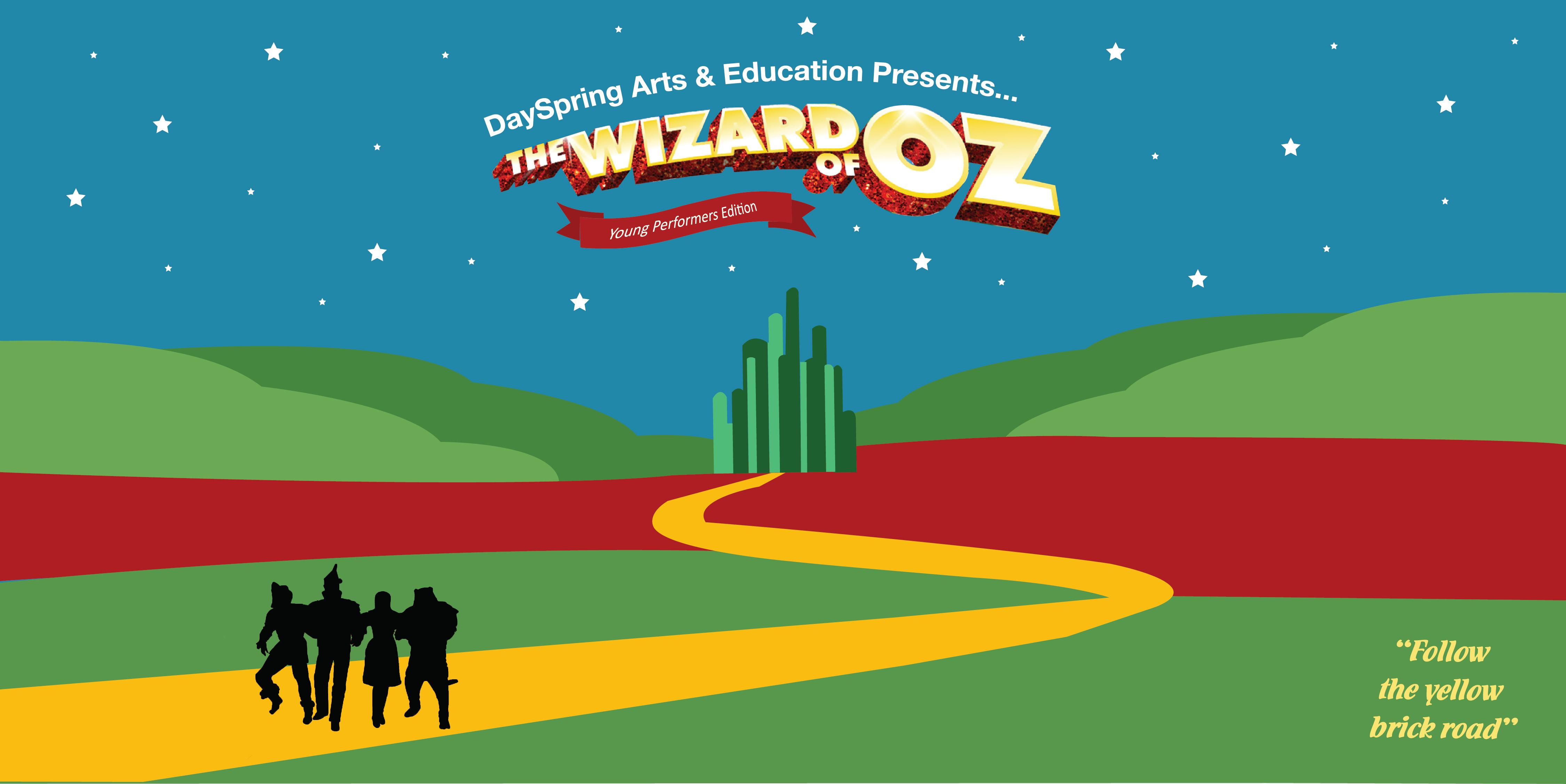 Wizard of Oz -- Sunday, March 18th (Maryland