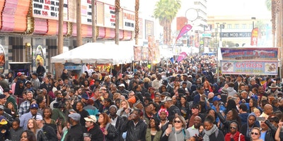 17th Annual Taste and Sounds of Soul Las Vegas Black Image Magazine Honors