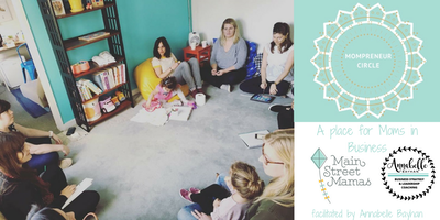 MSMs Mompreneur Circle: A Place for Moms in Business