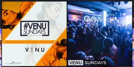 ☆░VENU SUNDAYS ☆ #VenuNightClub 100 Warrenton st. Boston ░☆ 10pm - 2a tickets