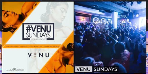 ☆░VENU SUNDAYS ☆ #VenuNightClub 100 Warrenton st. Boston ░☆ 10pm - 2a