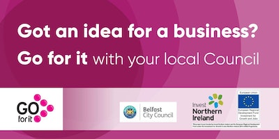 Go For It- Start Your Business Workshop