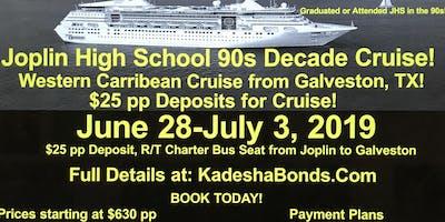 JHS 90's Decade Cruise- Joplin High School 1990-1999 Classes