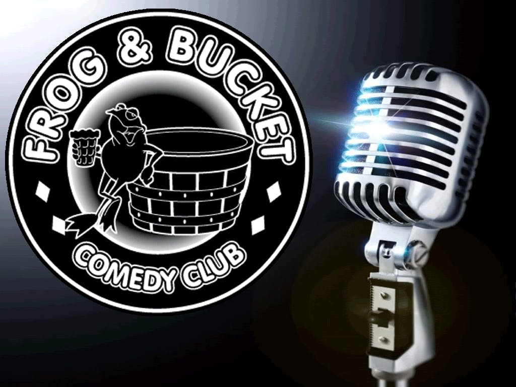 FROG AND BUCKET COMEDY NIGHT AT CENTRAL LIBRA