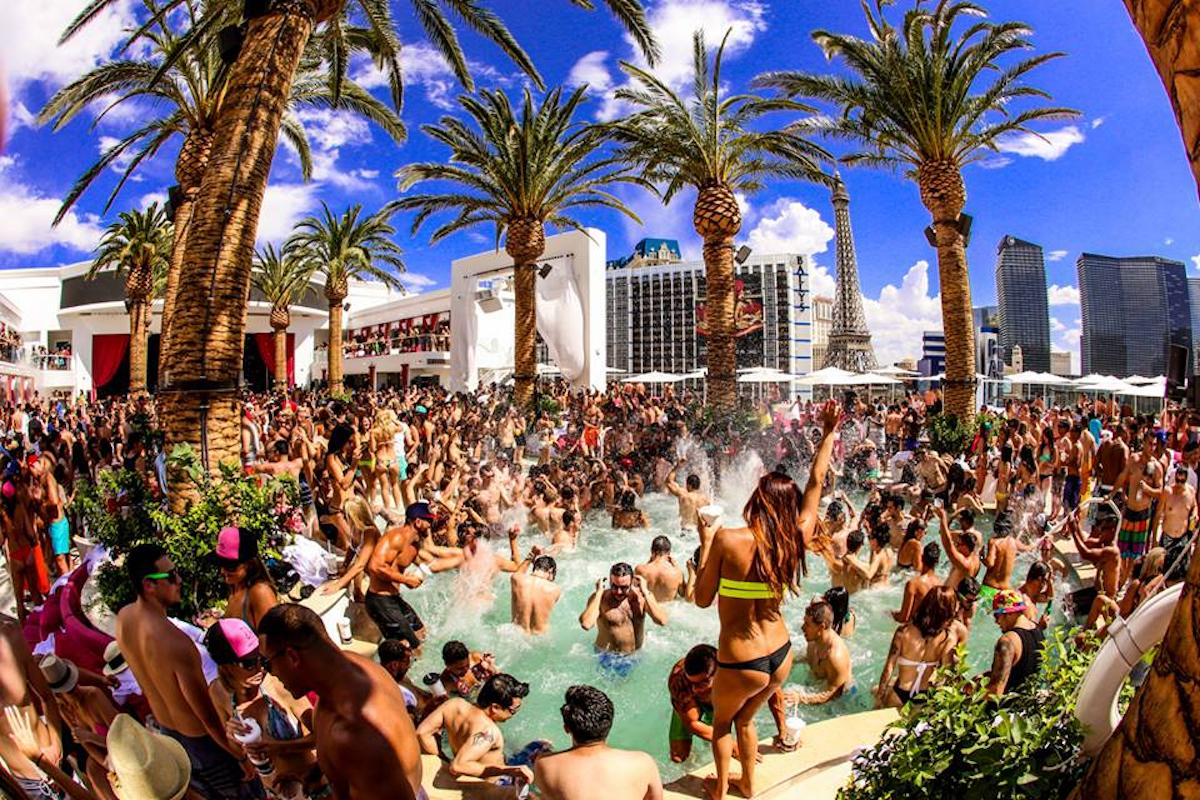 Drais Beach Club - Pool Party VIP Guest List - March 4 - 4 MAR 2018