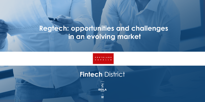 Regtech: opportunities and challenges in an evolving market
