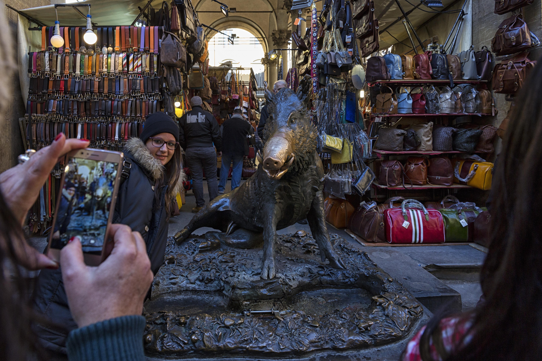 Historic Florentine Markets Photo Walk