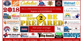free 6th annual utah family preparedness expo tickets