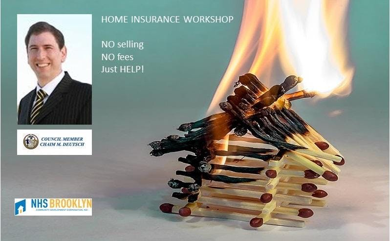 Home Insurance Workshop: Sheepshead Bay