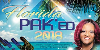 PAK'ed.™ Experience 2020 Florida - God's Next!