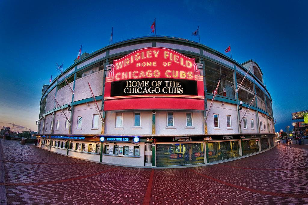 FITC: Chicago Cubs vs. LA Dodgers