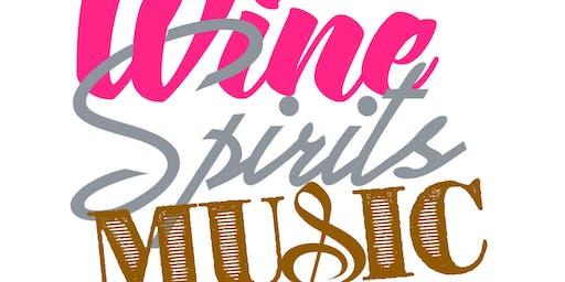 WINE SPIRITS & MUSIC FESTIVAL