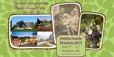 Dublin Family Reunion 2019