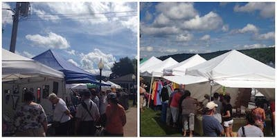 29th Annual Labor Day Weekend Craft Fair at the Bay