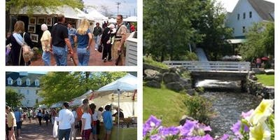 20th Annual Autumn Craft Festival on the Lake