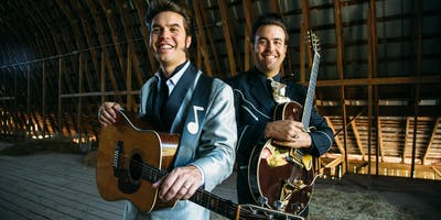 CCRSF Presents THE MALPASS BROTHERS