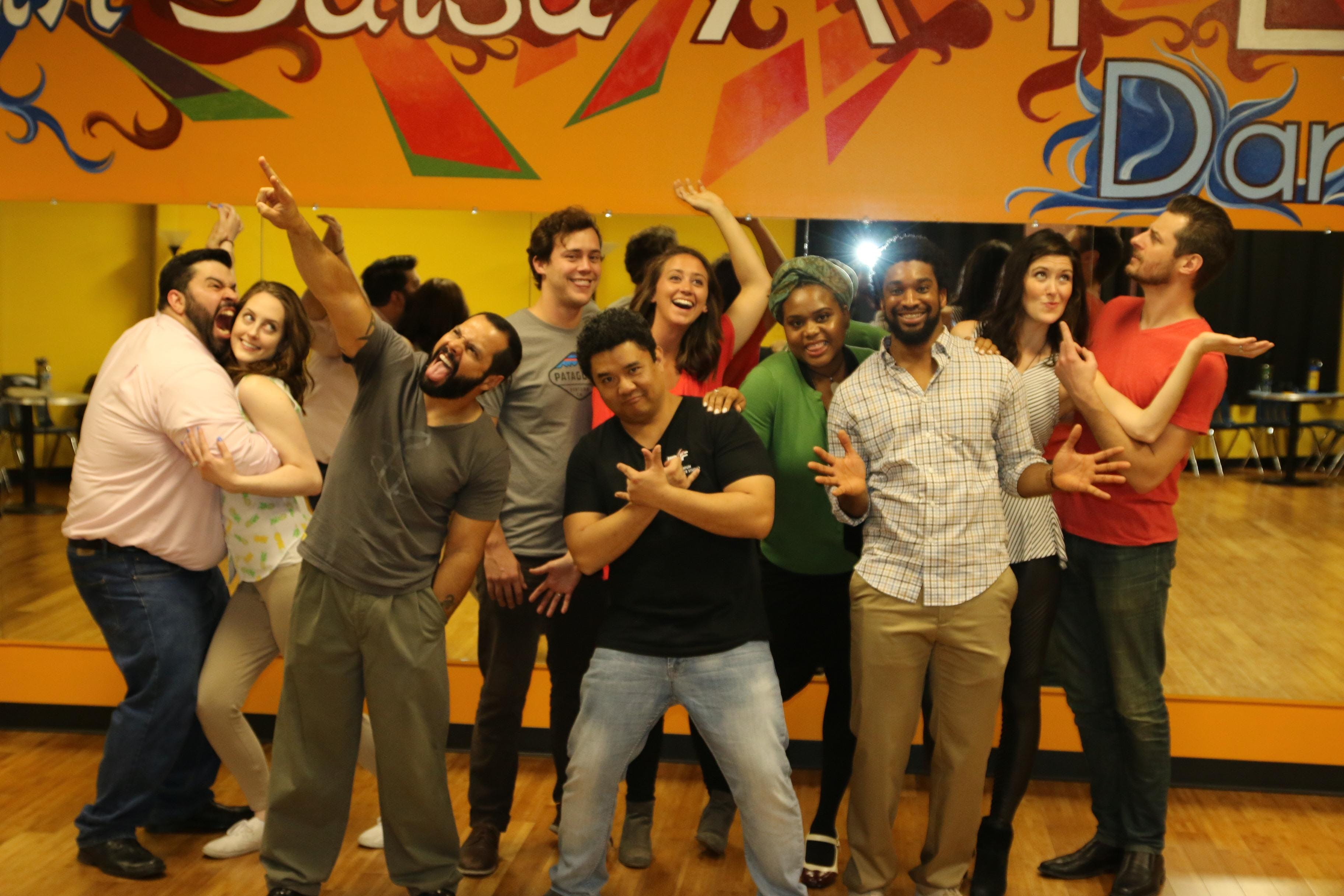 2hr Bachata Boot Camp + Latin dance Party