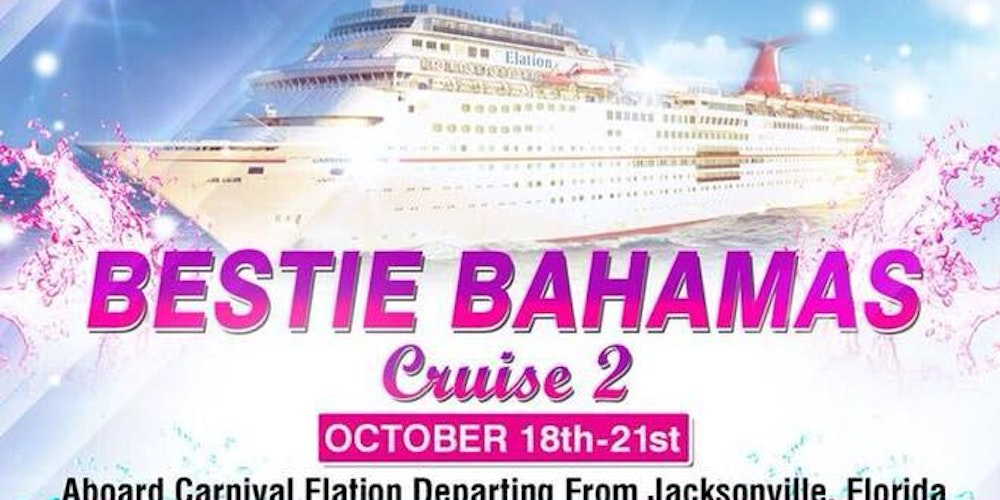BESTIE BAHAMAS CRUISE FROM JACKSONVILLE FL Tickets Mon Feb - Cruises out of jacksonville florida