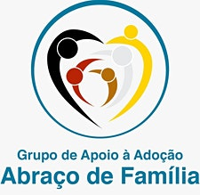 Grupo de Apoio à Adoção Abraço de Familia logo