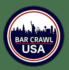 Bar Crawl USA logo