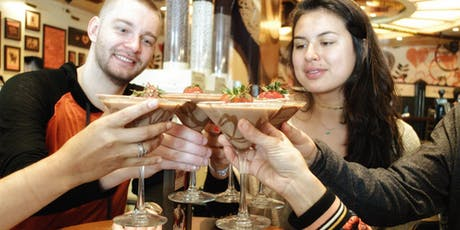 Tipsy Chocolate Tours - Back Bay tickets