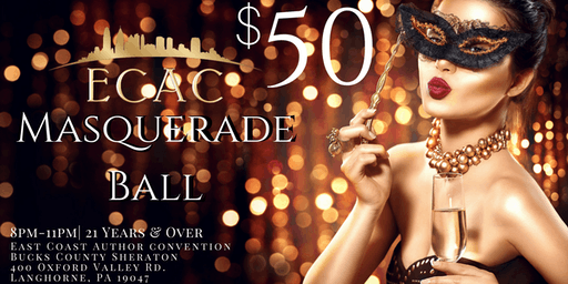 ECAC19 Masquerade Ball