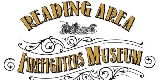 Reading Area Fire Museum  Saturday Tours Gen. Admission