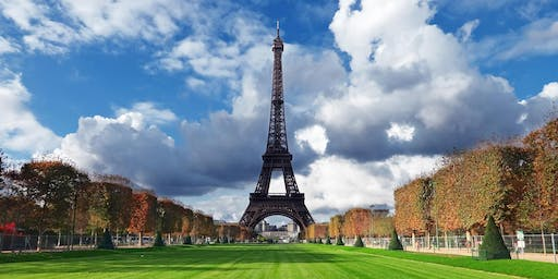 Wichita Singles! Let's Meet in Paris- Fall Edition for Singles Only