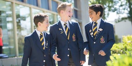 Christ Church Grammar School - Preparatory School Tour tickets