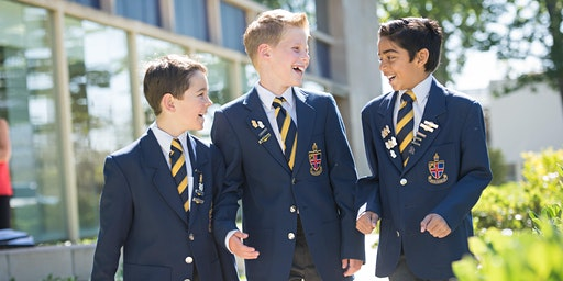 Christ Church Grammar School - Preparatory School Tour