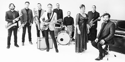 THE BAMBOOS ('Night Time People' album tour)