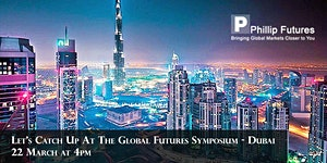 Let's Catch-Up At The Global Futures Symposium - Dubai