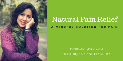 Natural Pain Relief: A Mindful Solution for Managing Chronic Pain