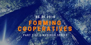 Forming Cooperatives