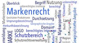 """Marketing braucht MARKENRECHT  -  """"Warum haben..."""