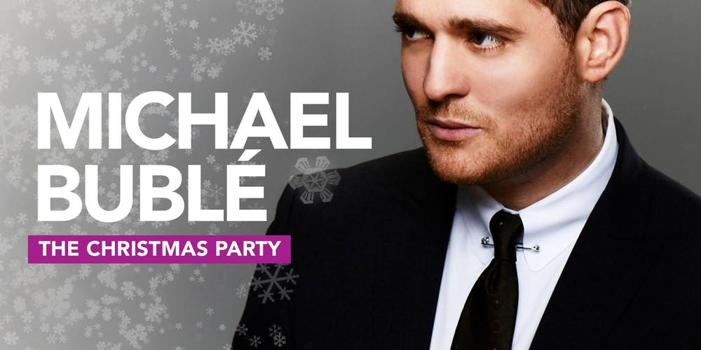 michael buble the christmas party tickets thu 20 dec 2018 at 1930 eventbrite