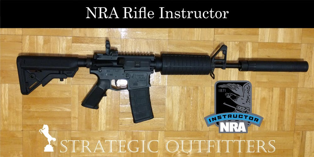 Nra Rifle Instructor Class Tickets Multiple Dates Eventbrite