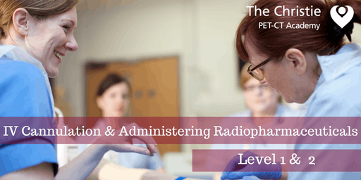 Cannulation and Administration of Radiopharmaceuticals (free for AML NC1)