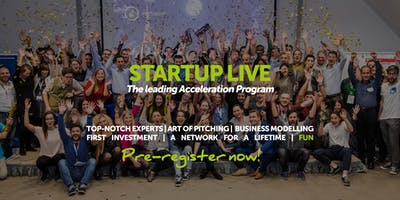 Startup Live Sofia #1