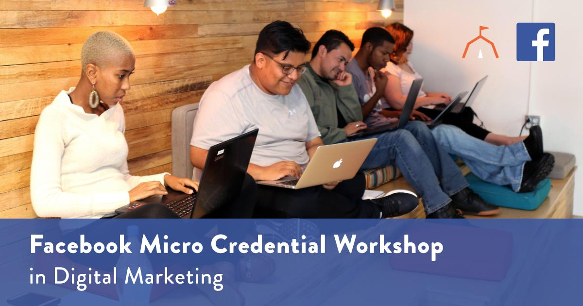 Social Media Marketing Workshop from Facebook with Ann Arbor SPARK & Grand Circus
