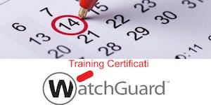 corso Watchguard Fireware Essentials - [Vicenza 28-30...