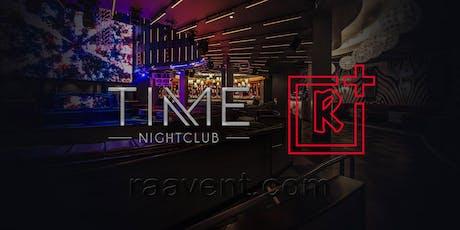 TIME Nightclub GuestList tickets