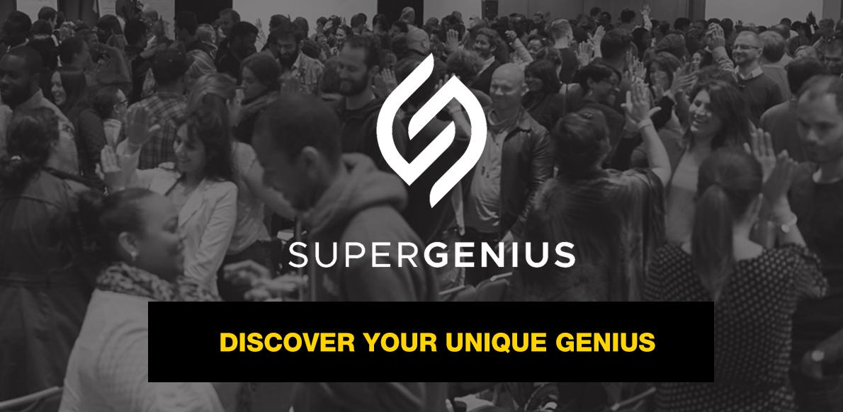 Free 1 Day Workshop - Unleash Your Genius & Master your Life [Music & Drinks afterwards]